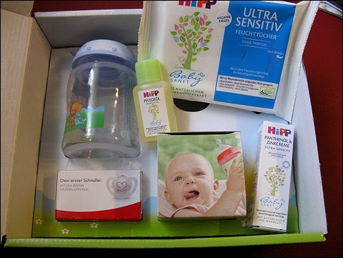 Holle Babynahrung Gratisproben