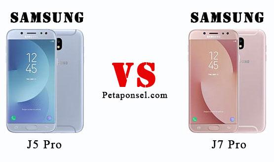 Perbandingan Samsung J5 Pro Dan J7