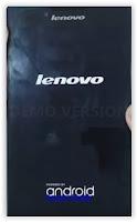 lenovo logo - Hard Reset Android LENOVO TAB 2 A7-30