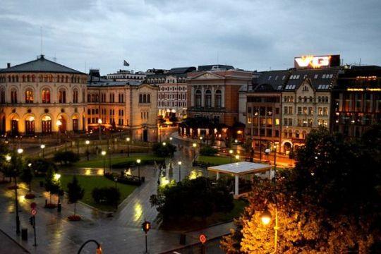 Oslo, Norwegia