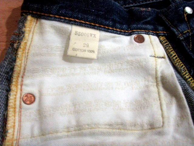 Samurai Jeans S5000vx Lot10 17oz Japanusedclothing Bundle