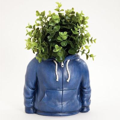 Hoodie Planter