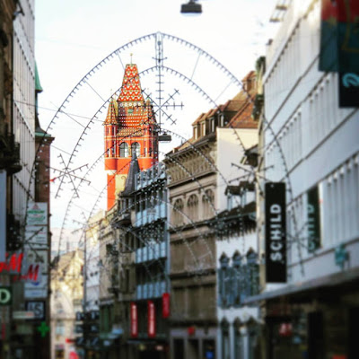 Celebrate the New Year in Basel, Switzerland: Old Town