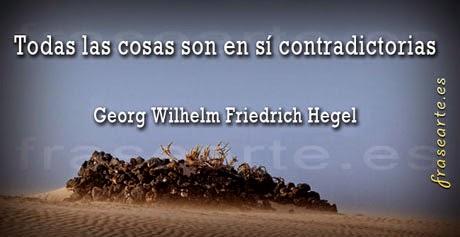 Frases famosas de Friedrich Hegel