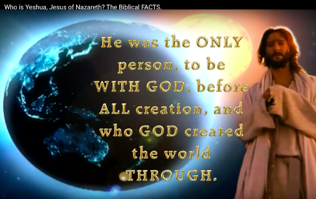 Who is GOD ALMIGHTY? And Who is Jesus?