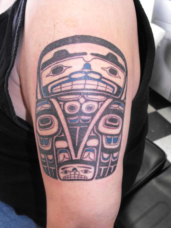 Haida Tattoo Designs Ideas Images Photos Pictures