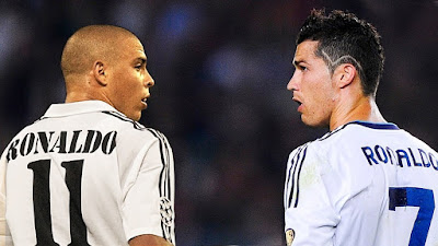 Siapa Legends World Cup Sesungguhnya ? Ronaldo Versus Cristiano Ronaldo