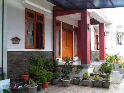 desain teras rumah minimalis tanpa batu alam