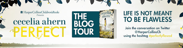 Blog Tour: PERFECT by Cecelia Ahern (featuring a guest post by Cecelia!)
