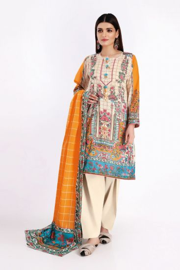 Khaadi Spring Summer Lawn Collection 2021 for Women