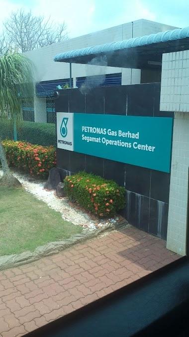 Lawatan ke Petronas Gas Berhad Segamat