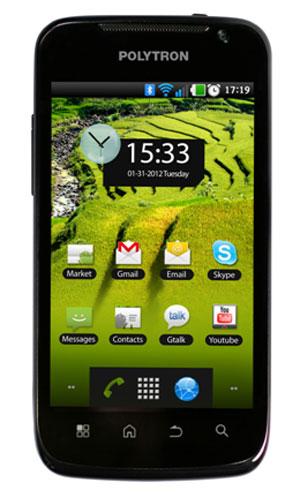 Polytron menambah jajaran smartphone Android terbarunya yang masih termasuk Wizard Series  Polytron W2400: Ponsel Android Layar 4 Inci dan Dual SIM Card
