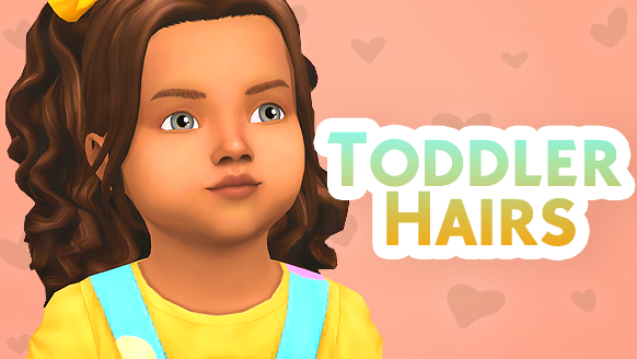 Xurbansimsx Official Website Toddler Hair Only 31 Hairs