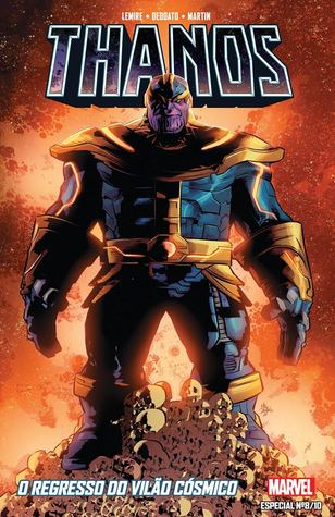 facts about marvel thanos