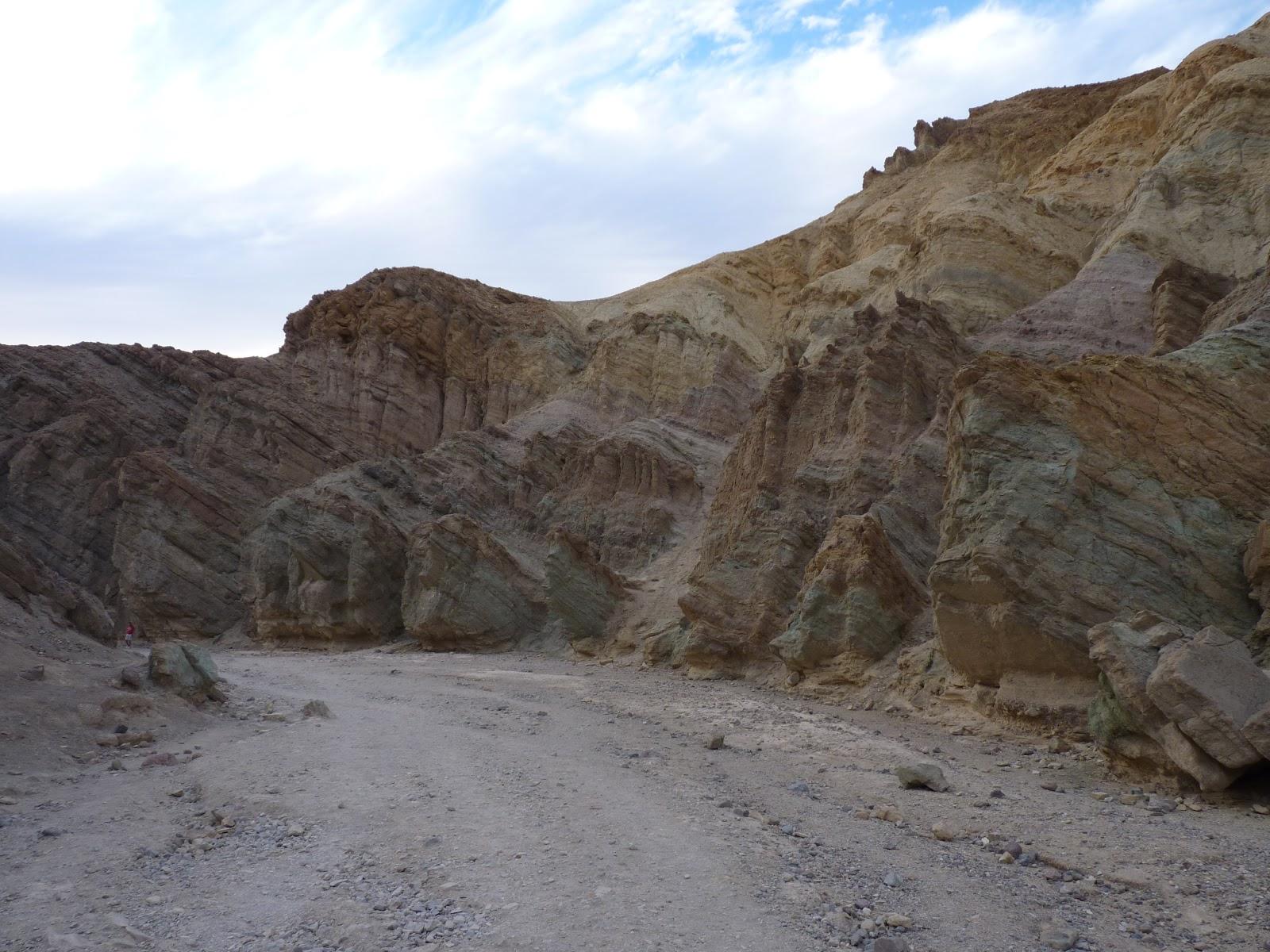 Artist's Drive, Death Valley, Californie