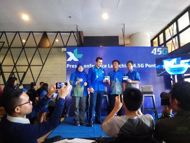 Sekarang XL Axiata Sudah 4G di KalBar; Menjangkau Sebagian Besar Kabupaten/Kota