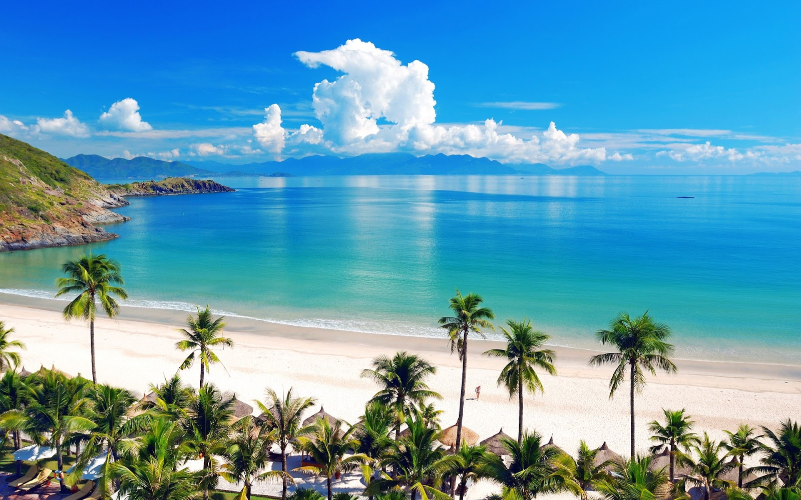 paysage plage fond d ecran fond d ecran