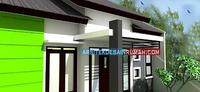 Arsitek Desain Rumah Type 57