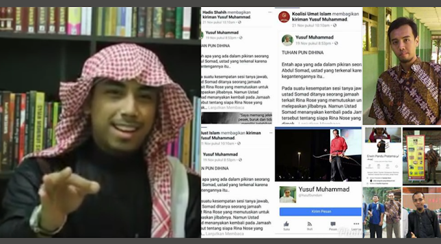 admin fanspage hadis shahih ahoker