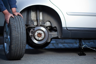 Automobile Accidents & Tires: Pressure, Stopping Distance - El Paso Chiropractic