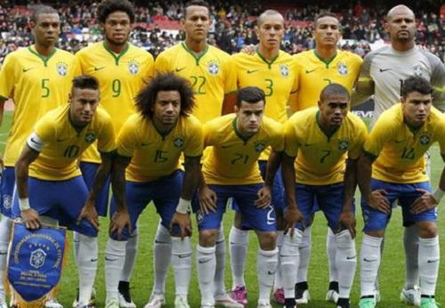 Các cầu thủ trẻ tài năng đổ bộ vào đội tuyển Brazil