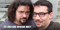 Ed Lima y Duncan Watt