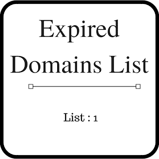 Expired Domains List