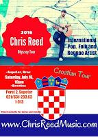 Chris Reed, koncert Brentos, Supetar slike otok Brač Online