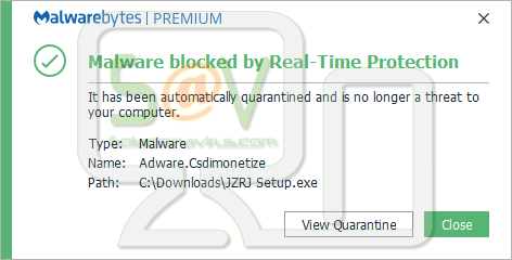 Adware.Csdimonetize