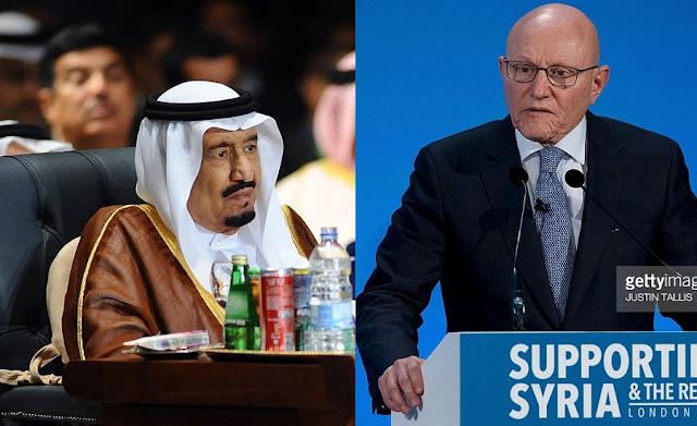 مساعدات السعودية للبنان