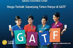 Jalan Jalan ke Singapura dengan Tiket Promo Garuda Travel Fair 2018