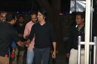 Iraivi Team Pos at 14th Chennai International Film Festival Event  0008.jpg