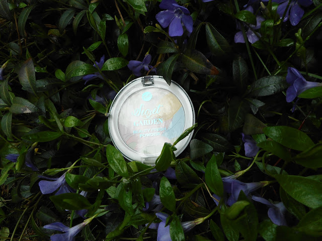 BELL Secret Garden puder BEAUTY FINISH POWDER