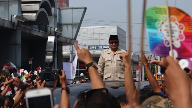 Prabowo: Saya Purnawirawan Harusnya Istirahat, tapi Saya Melihat Negara dalam Keadaan Tak Baik