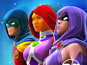 Download DC Legends: Battle for Justice MOD v1.21.2 APK