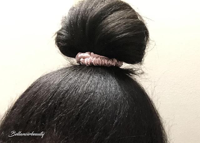 Try Slip Silk Scrunchies | bellanoirbeauty.com