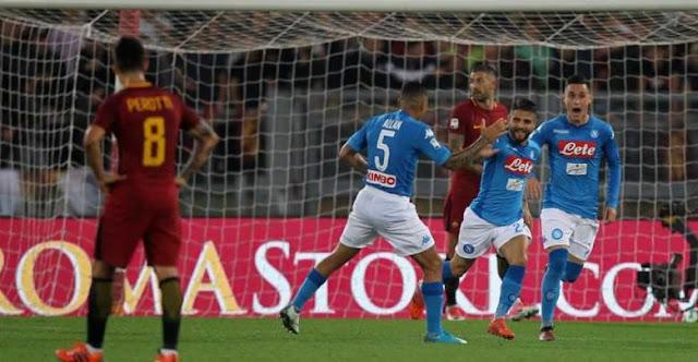 تابع موعد مباراة نابولي وروما السبت 3 / 3 / 2018 في الدوري الإيطالي