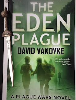 Portada del libro The Edén Plague, de David VanDyke