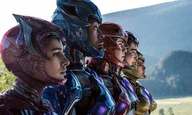 Power Rangers: accade qualcosa di incredibile nelle nuove clip del film