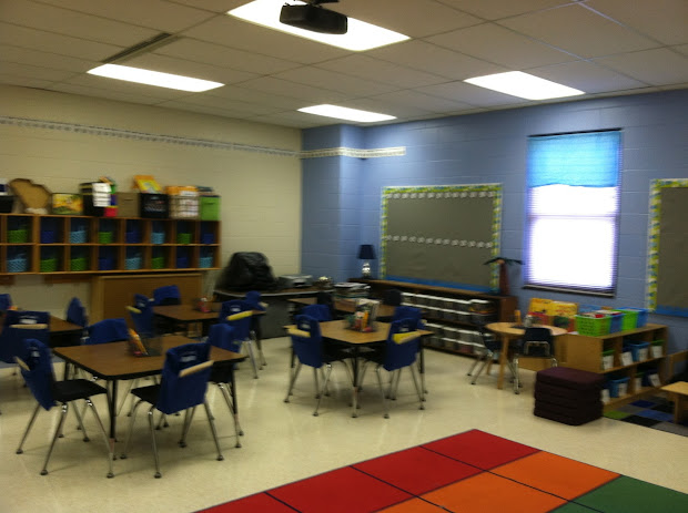 Multiage Marina Classroom Set