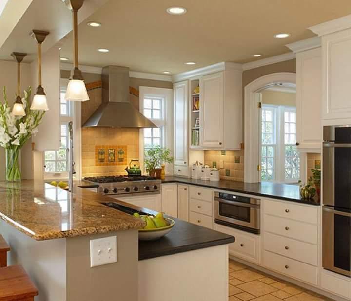 Dapur Modern Inspiratif