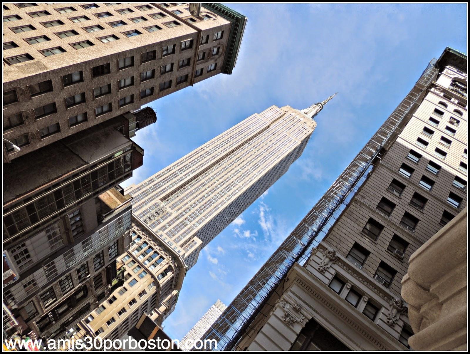 Segunda Visita a Nueva York: Empire State Building