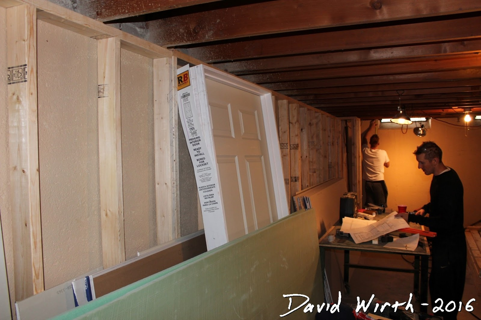 Basement Remodel Plans - How to Refinish it Yourself and