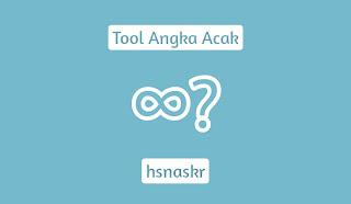 Hasan Askari: Tool Angka Acak