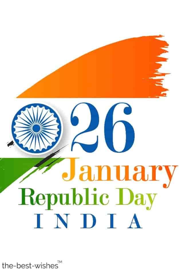 republic day india for status