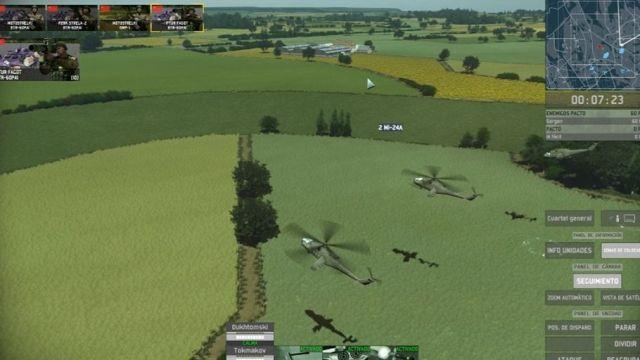 Wargame European Escalation PC Gameplay