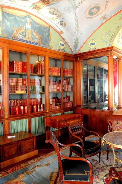 Eye For Design The Interiors Of Chateau De Malmaison