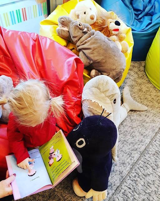 Biblioteka Raczyńskich dla dzieci-idealne miejsce na wspólne czytanie