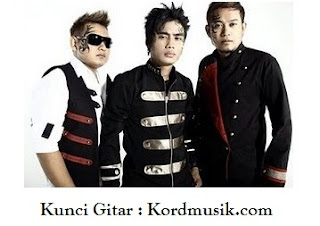 Kunci Gitar ST12 - Gundah Gulana