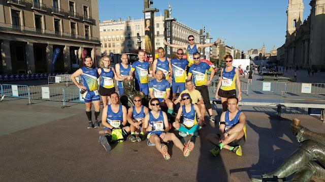 Temporada 2016-2017 - Capitulo LXIV Media Maratón Zaragoza